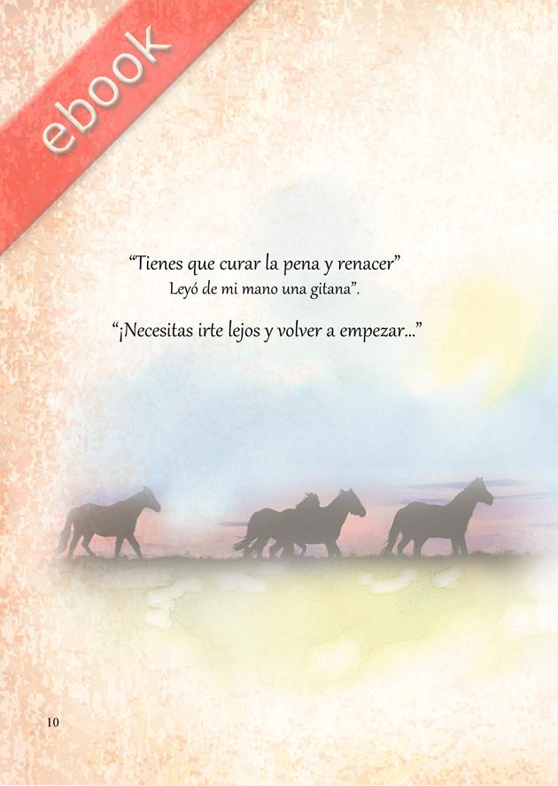 Interior del libro Locura de amor