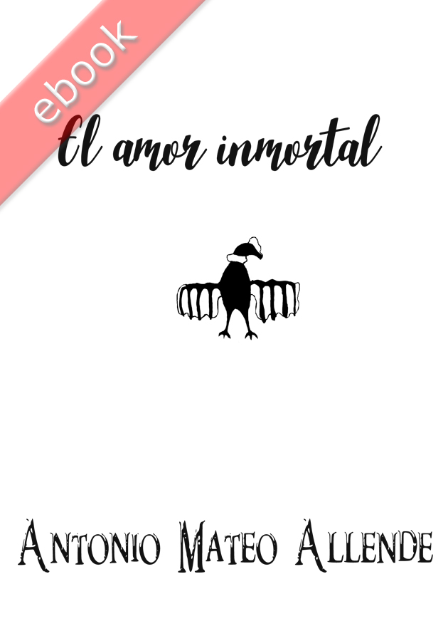 Interior del libro El amor inmortal